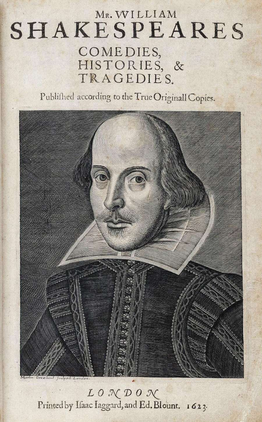 O Cosmo de William Shakespeare: a ausência do cânone