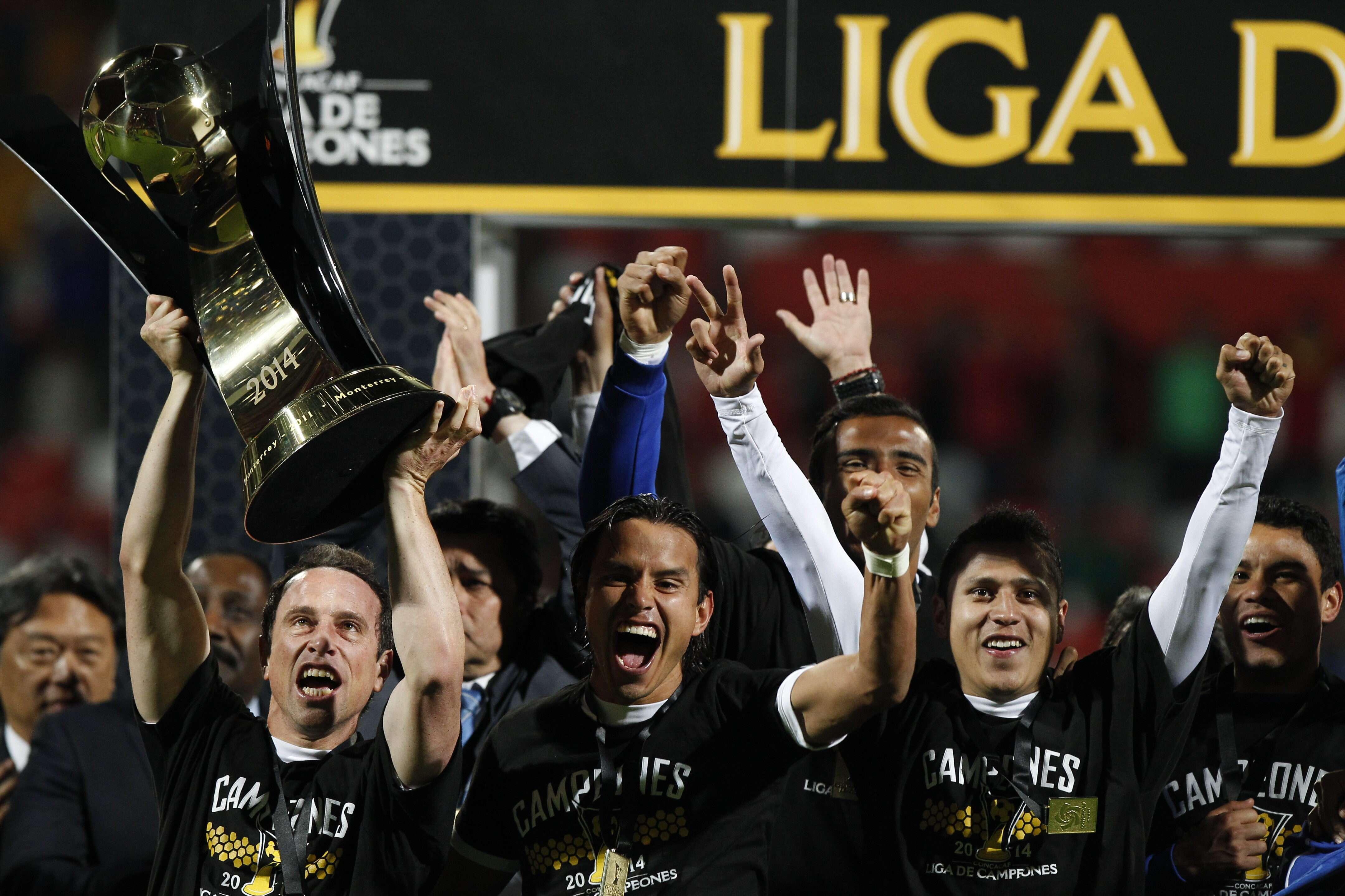 Cruz Azul é campeão da Concacaf e vai ao Mundial de Clubes