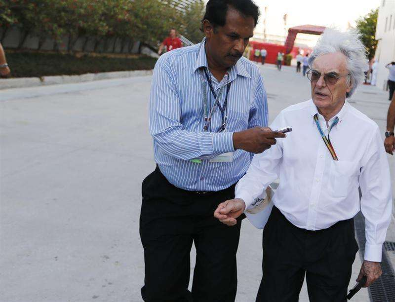Formula One boss Ecclestone's bribery trial begins in Munich