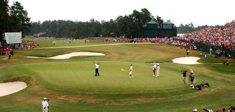 Pinehurst U.S. Open attracts record entry total