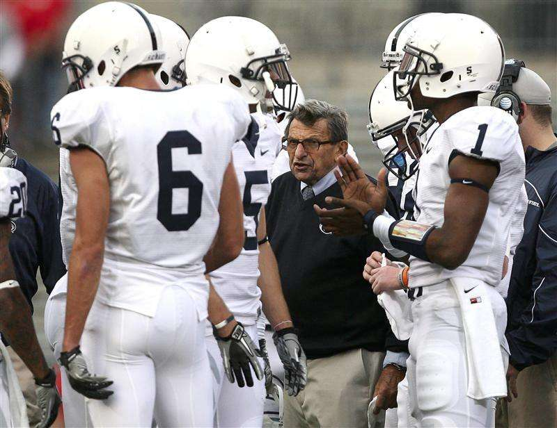 New statue of Penn State's Paterno set for 2015 ...