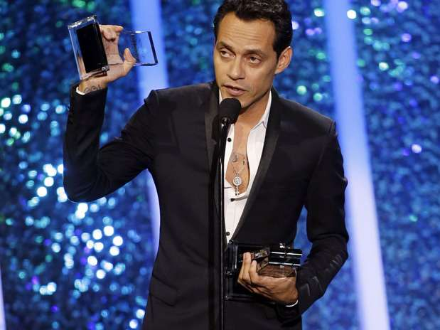 ¡Mi gente! Marc Anthony arrasa en los Billboard Latinos 2014