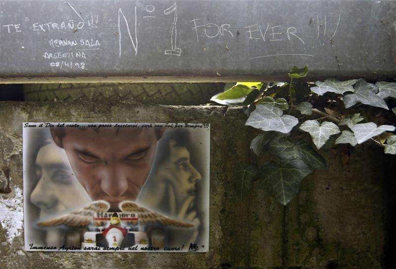 Imola remembers Senna 20 years after fatal crash
