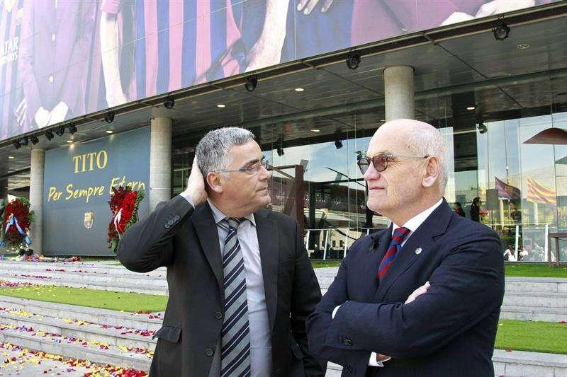 Joan Collet, presidente del RCD Espanyol Foto: EFE en español