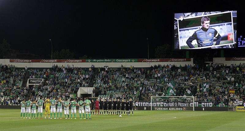 Las mejores imágenes del Betis - Real Sociedad