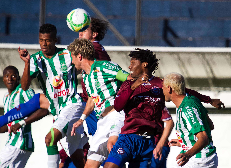 Caxias e Juventude ficaram no empate Foto: Luca Erbes/Futura Press