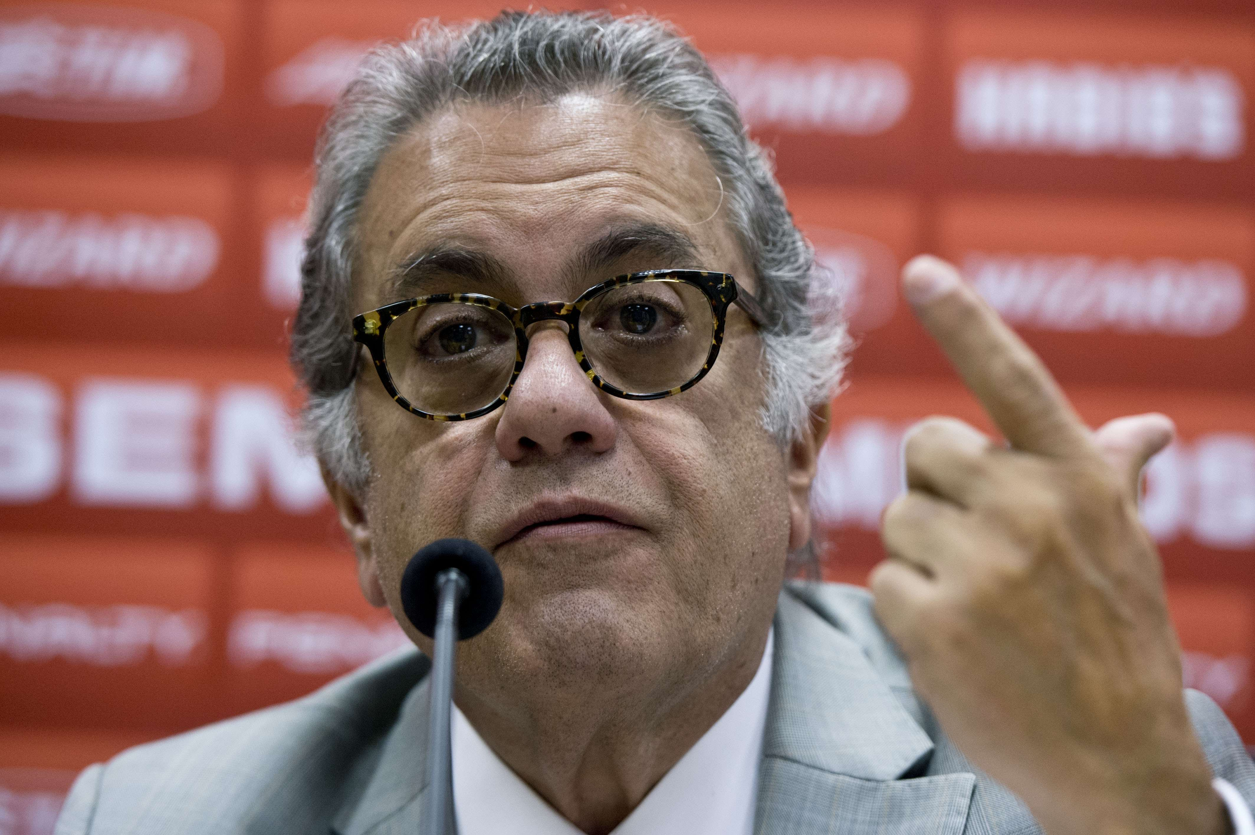 Aidar criticou duramente Paulo Nobre, mas ainda acredita que pode ter contato amigável com ele Foto: Bruno Santos/Terra