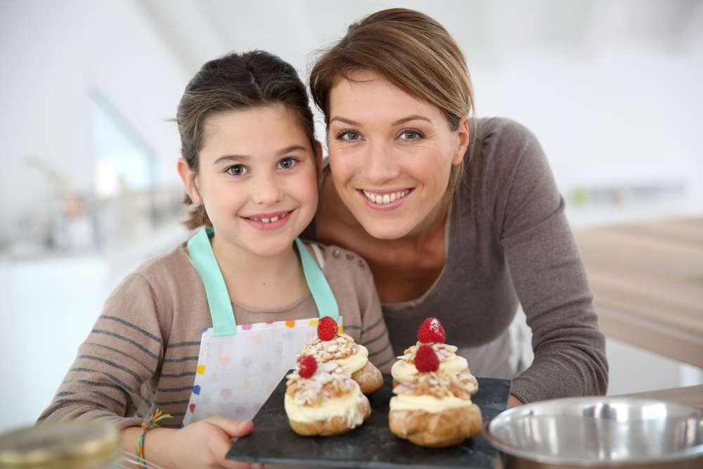 Elaborado em grande estilo, o almoço especial de Dia das Mães pode ficar ainda mais saboroso com o preparo de sobremesas de tirar o fôlego Foto: Shutterstock