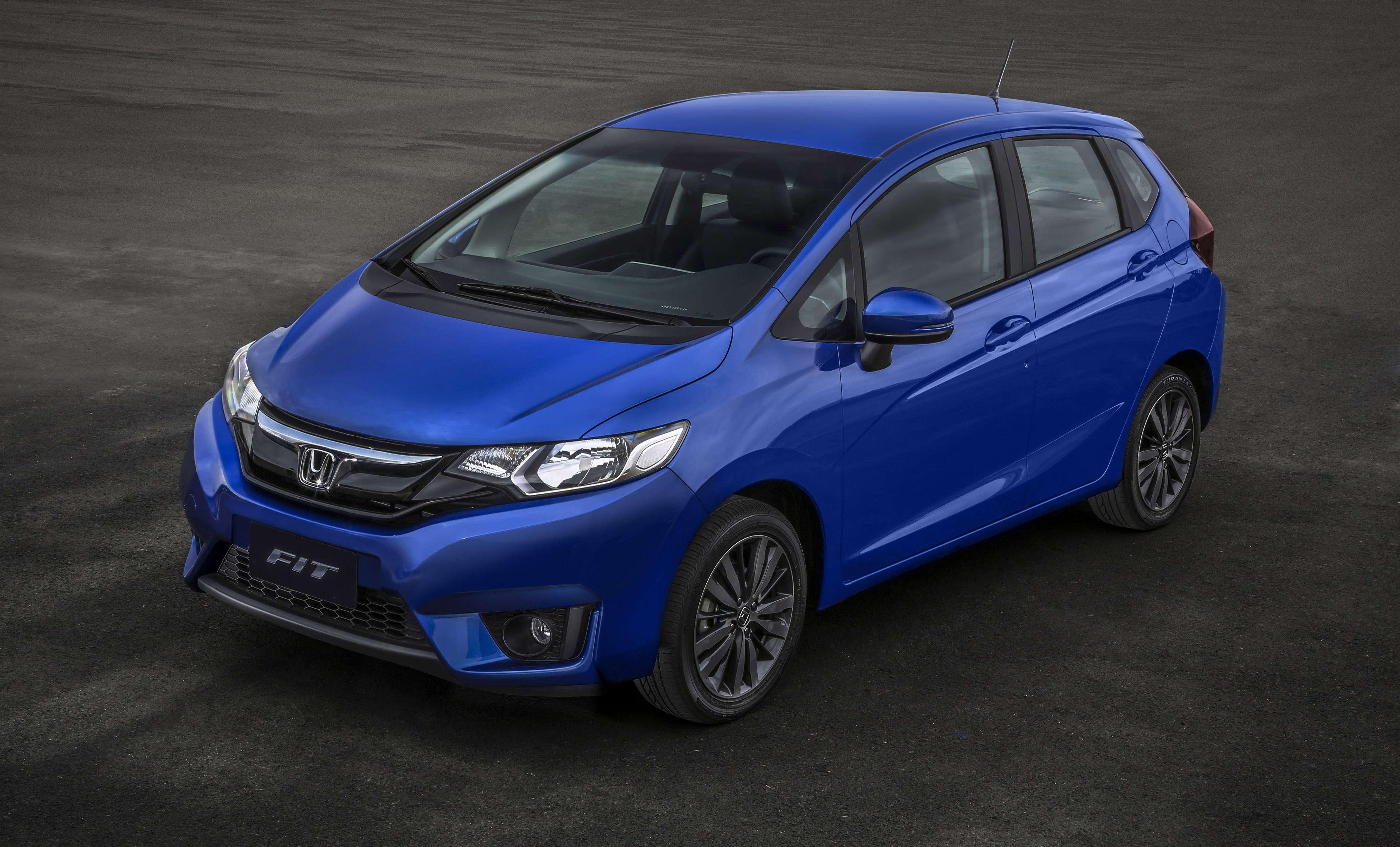 Honda irá modificar Fit para impulsionar nota em teste