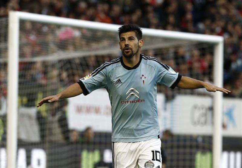 Nolito complica la permanencia de Osasuna (0-2)