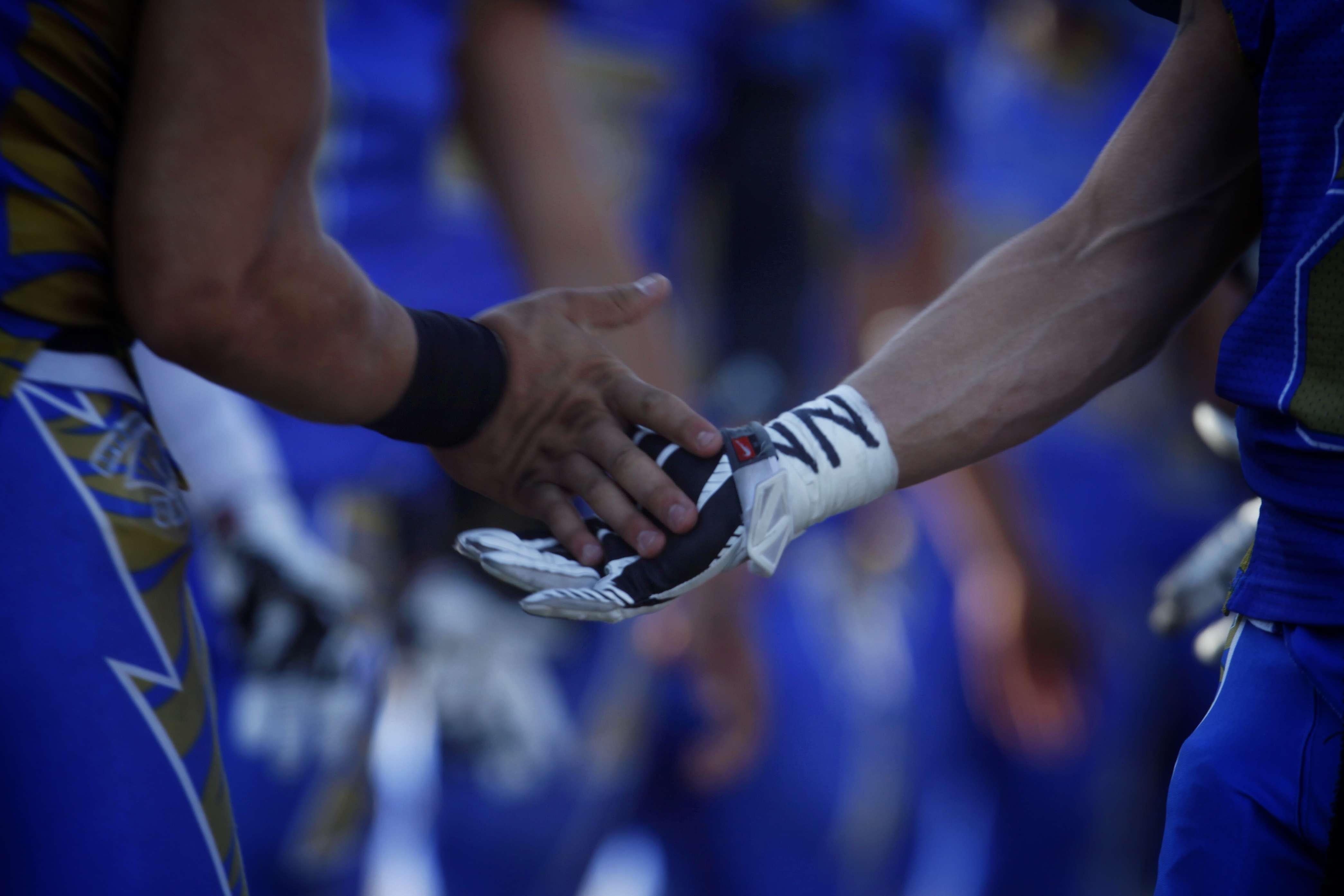 Lo que no se vio de la Final de Intermedia 2014 entre los Auténticos Tigres UANL y los Linces México UVM Foto: Mario Castillo / Derechos reservados/Terra