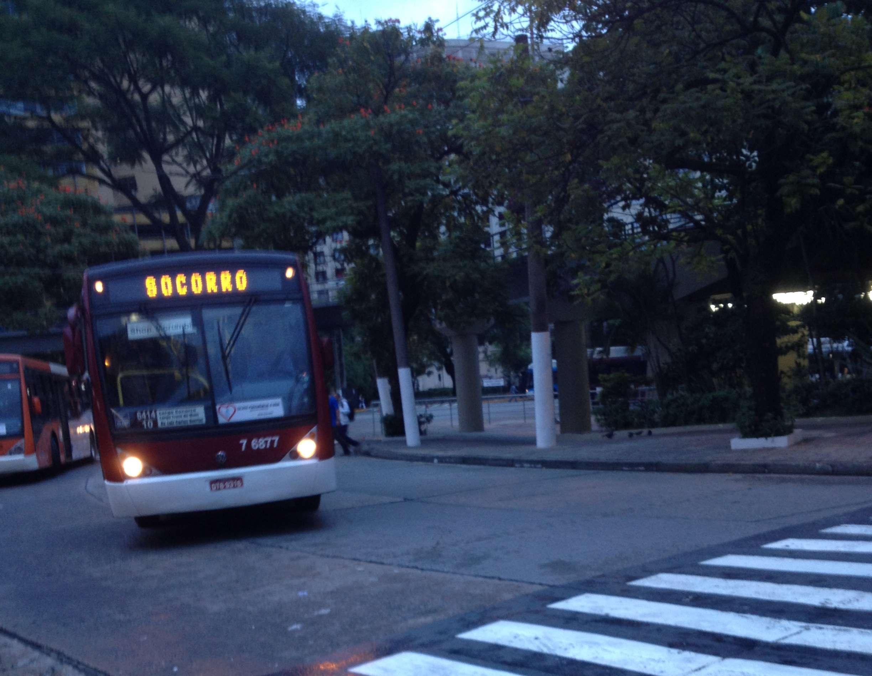 São Paulo terá novos ônibus com ar-condicionado Foto: Fábio Santos/Terra
