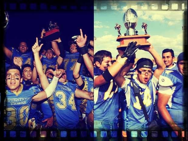 Auténticos Tigres y Lobos UAdeC repitieron campeonatos Foto: Mario Castillo/Derechos reservados/TERRA