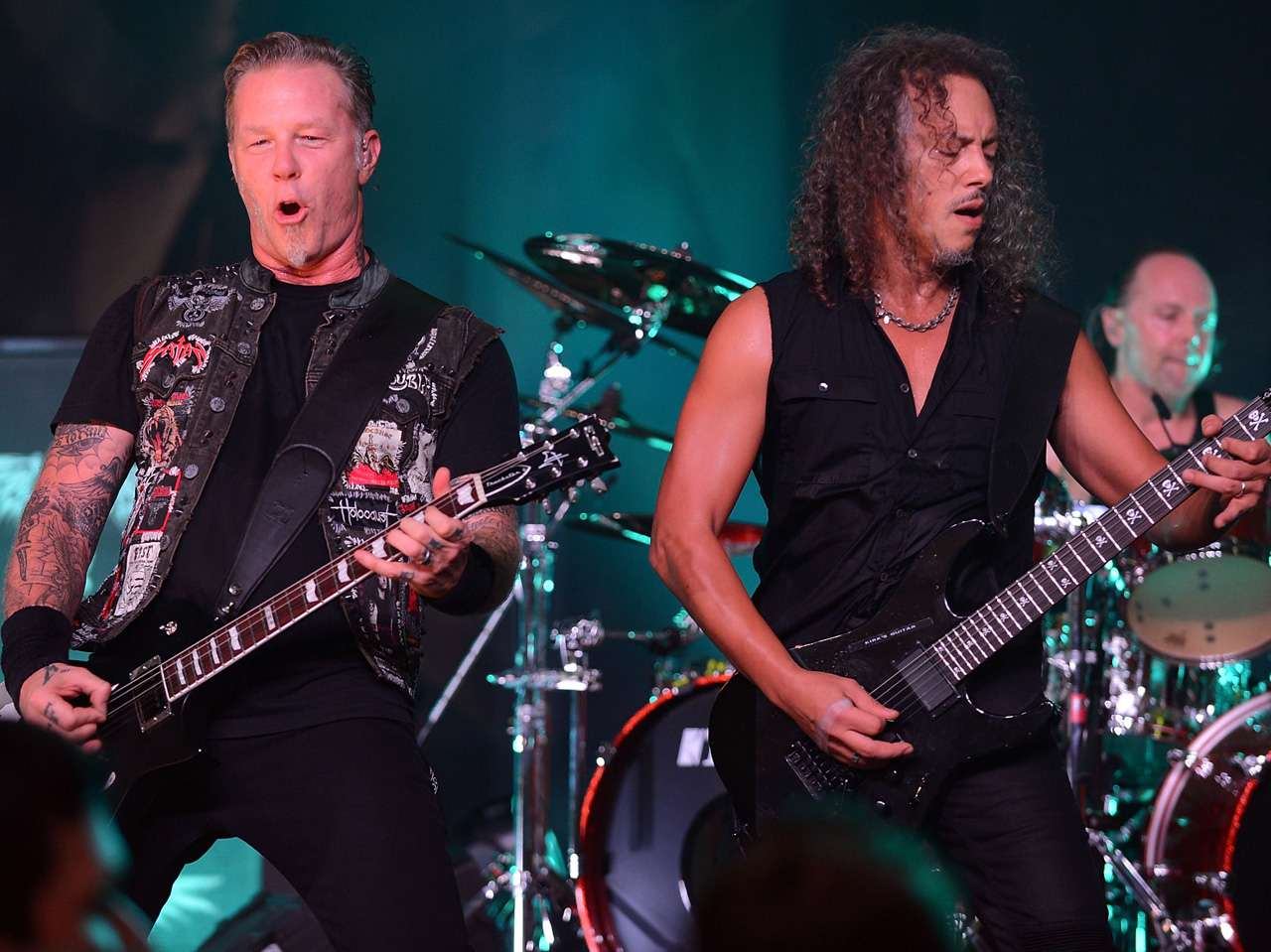 Metallica Foto: Getty Images