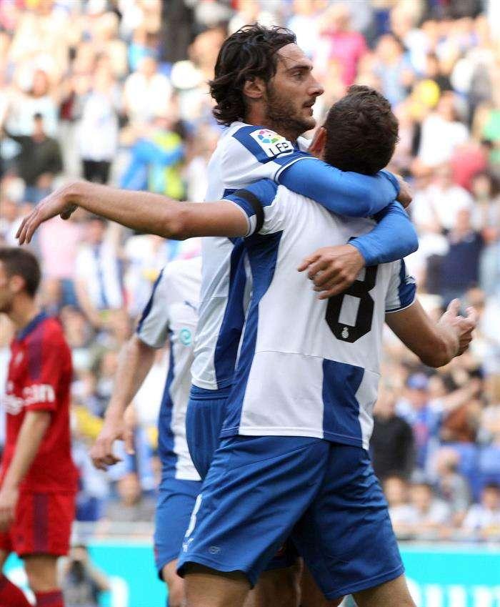 Las mejores imágenes del Espanyol - Osasuna