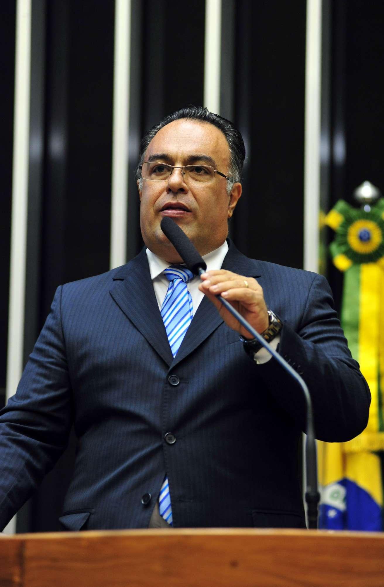 Deputado federal licenciado André Vargas Foto: Gustavo Lima/Agência Câmara