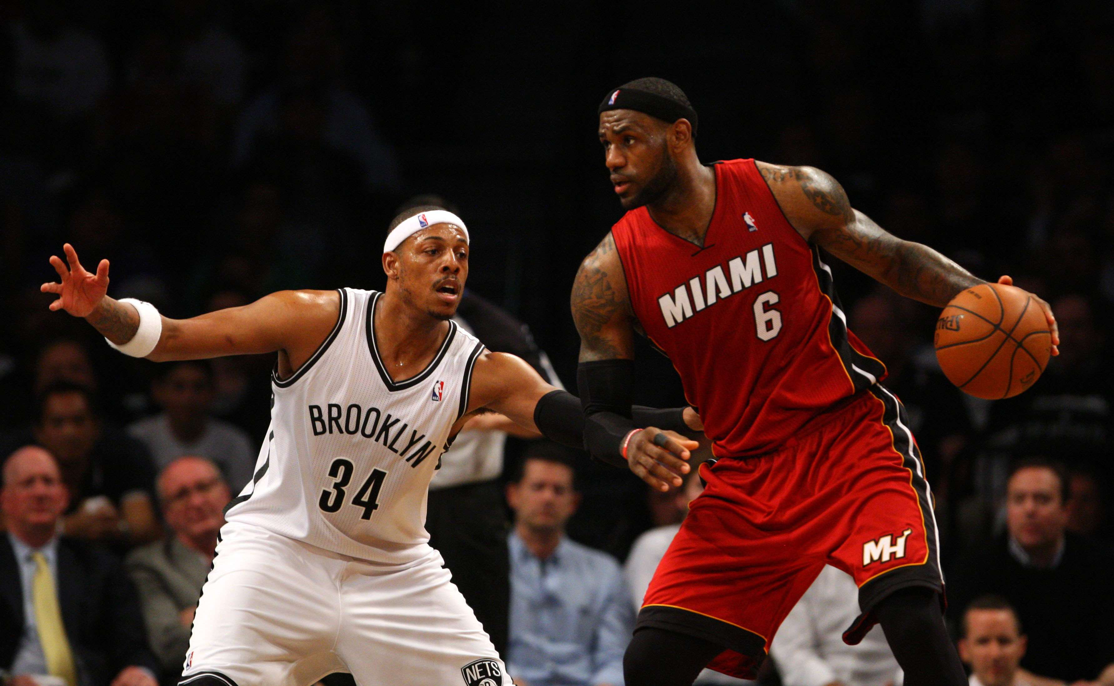 Paul Pierce assina contrato de 2 anos com Washington Wizards
