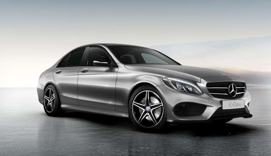Mercedes-Benz C-Class with Night Package Foto: 5komma6 en mercedes-benz passion