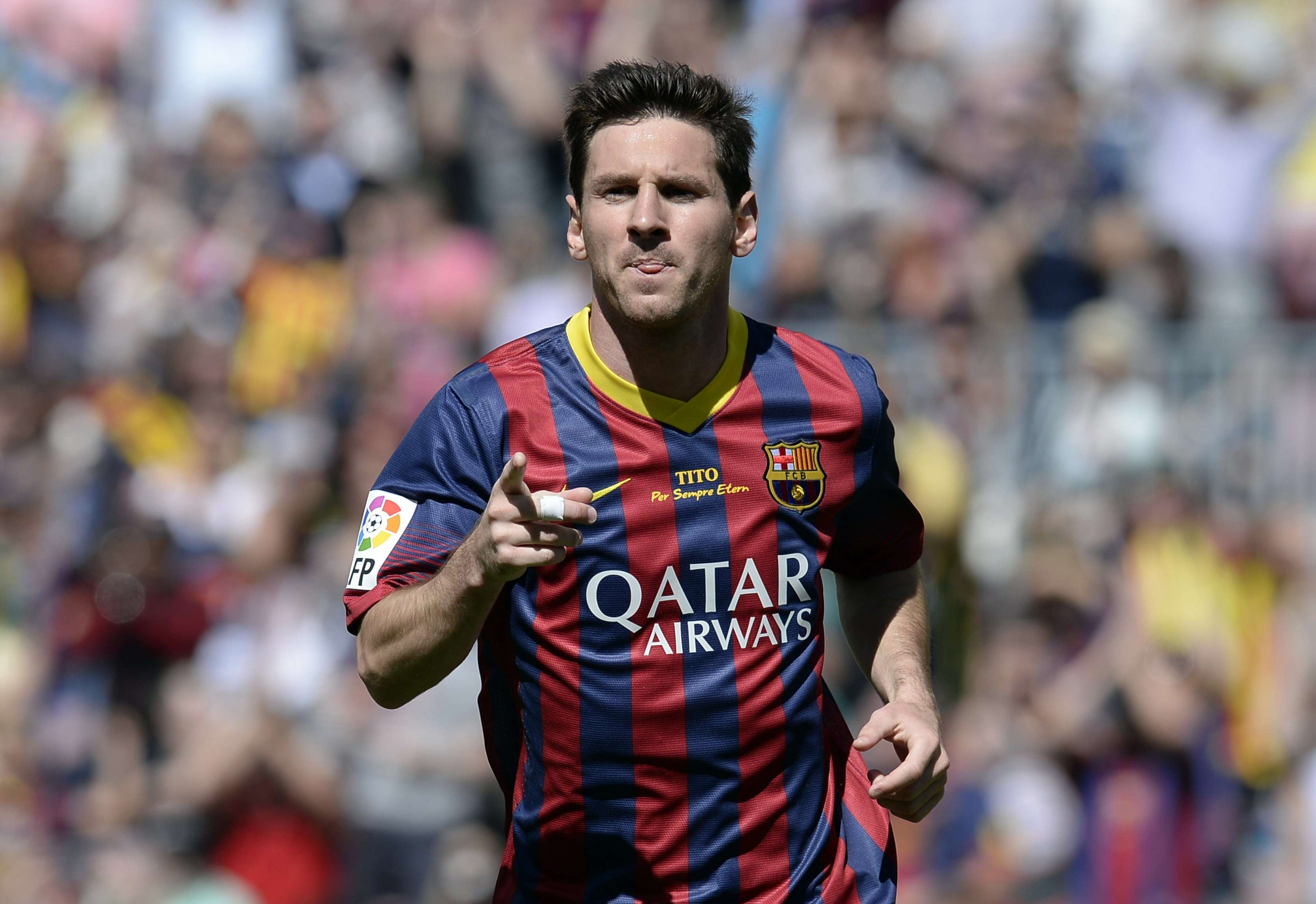 Barcelona doesn't think Messi will leave due to injuries