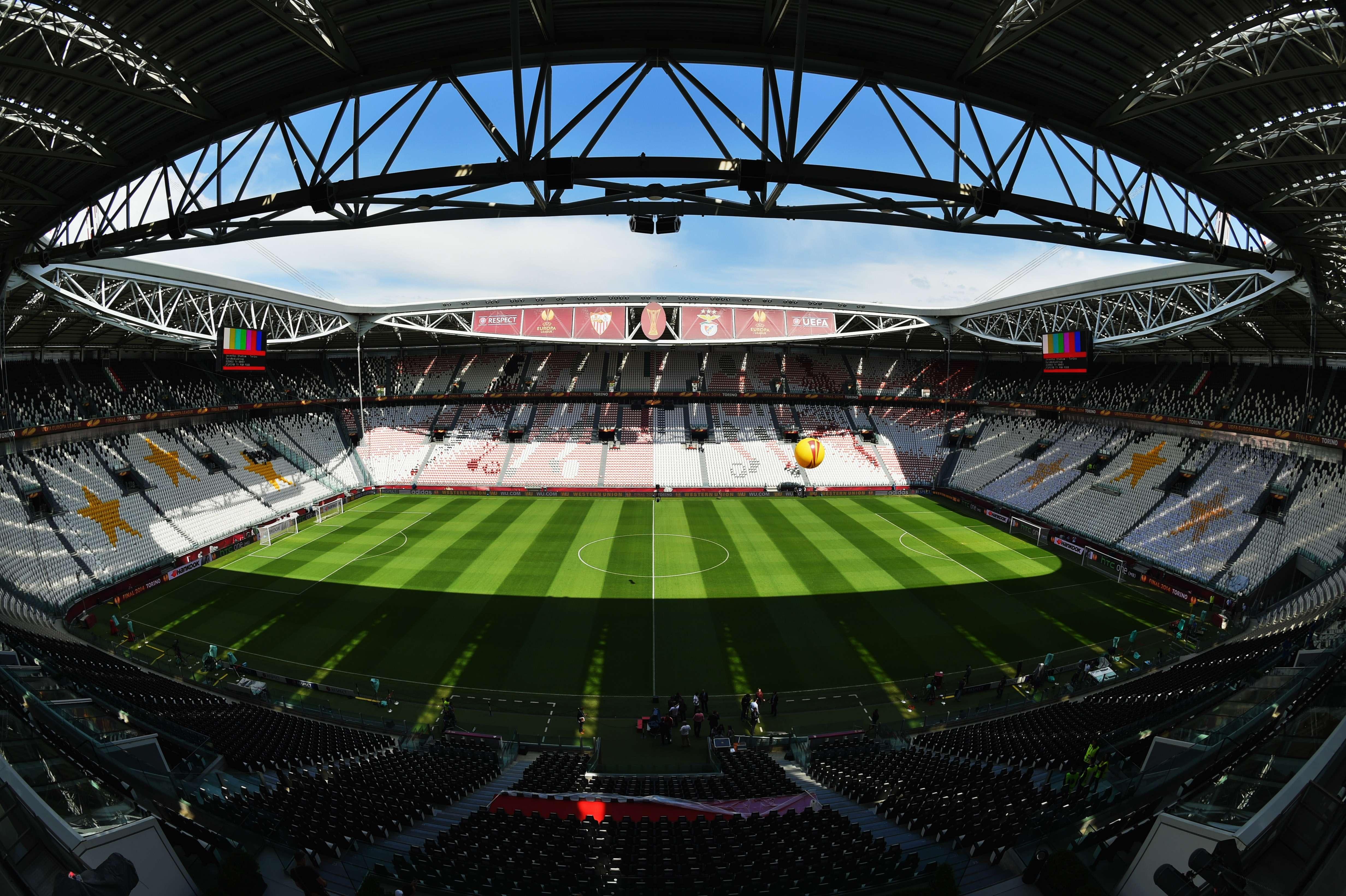 Las imágenes de la previa de la final de la Europa League