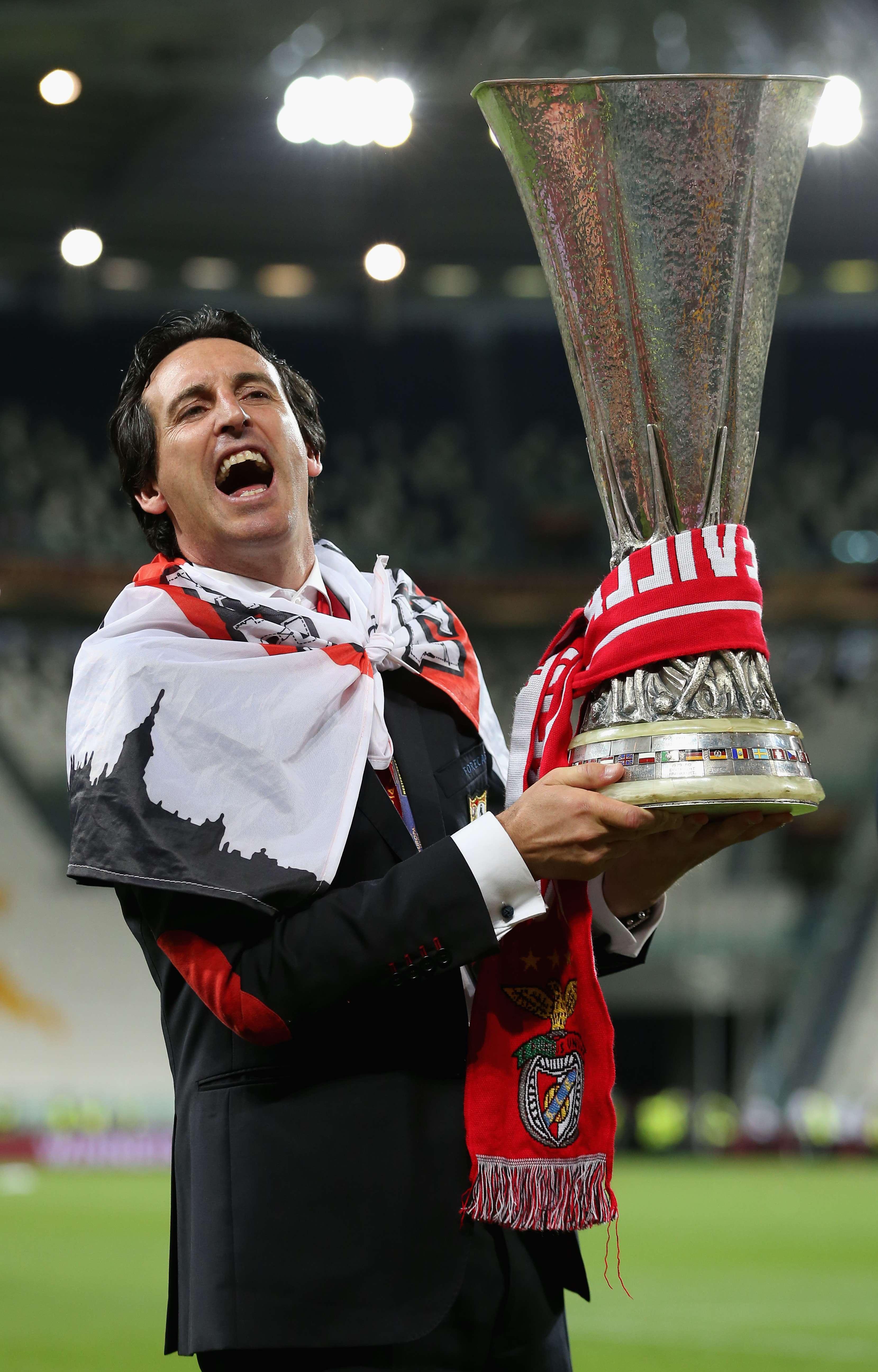 Emery destaca sacrificio para conquistar la Europa Leeague