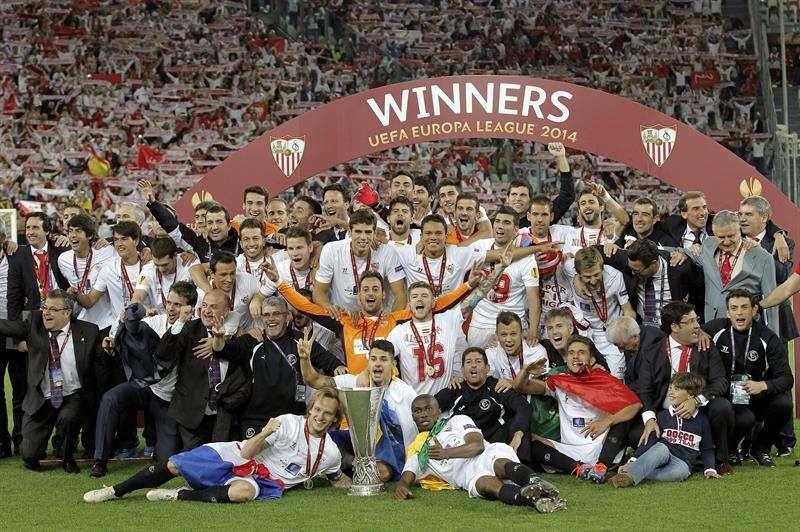 Sevilla - Benfica Foto: EFE en español