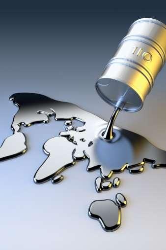 Petróleo. En 2013 se produjeron 2.56 miles de millones de barriles de crudo diariamente. Gran parte de lo que se produce en México se va al extranjero, en 2013 se exportaron 1,361 millones de barriles diarios (Mbd) de petróleo crudo, esto representó 35, 918. 5 millones de dólares. Cada barril costó aproximadamente 72.33 dólares. Foto: GI