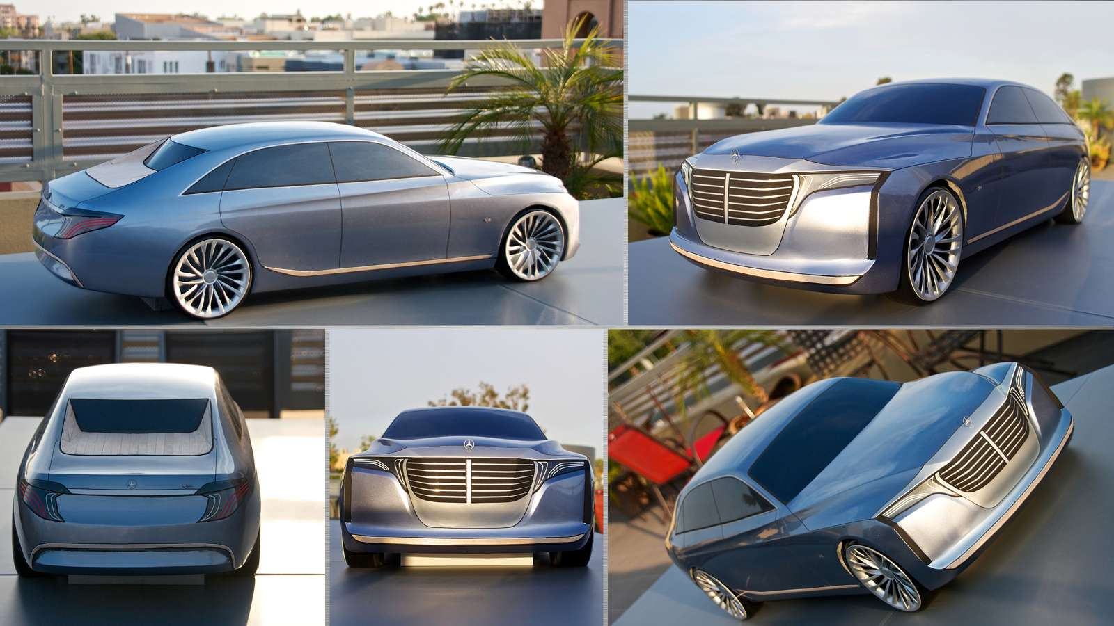 Mercedes-Benz U-Class Concept 2021 Foto: Mercedes Benz