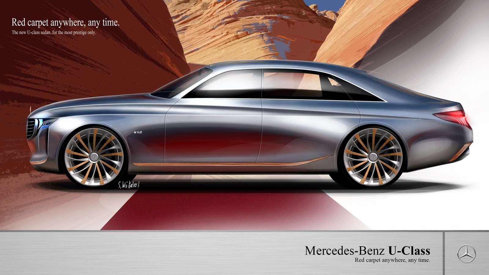 Mercedes Benz U-class Foto: Mercedes Benz