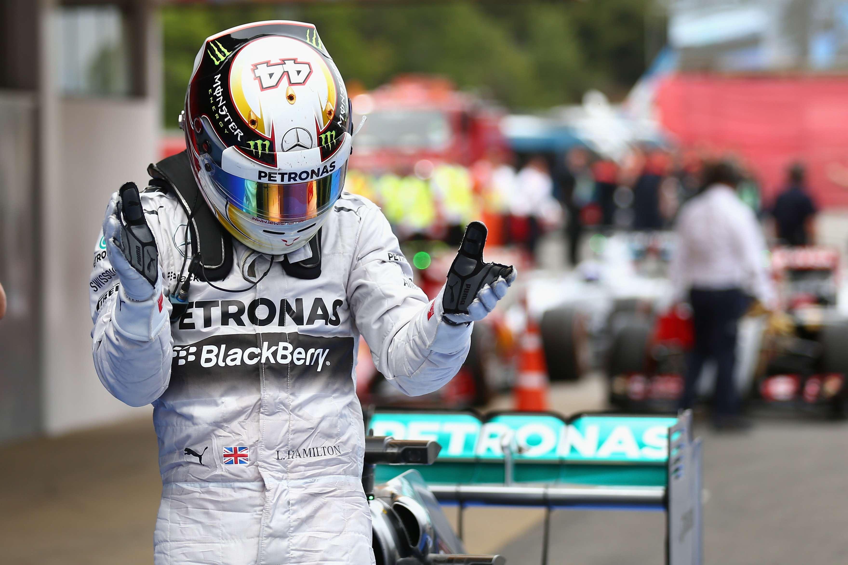 La prueba de Abu Dabi tendrá doble puntuación para aumentar la emoción de un posible desenlace del campeonato, el piloto ganador se llevará 50 puntos en lugar de los 25 que se dan en el campeonato normal. Foto: Getty images