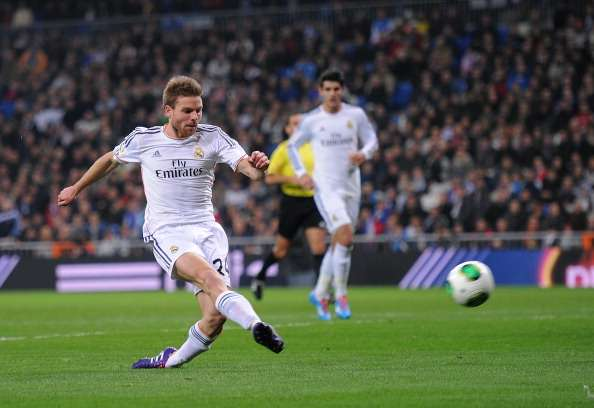 """Ancelotti: """"Illarra tiene personalidad para jugar una final, para eso le fichamos"""" Foto: Getty Images"""