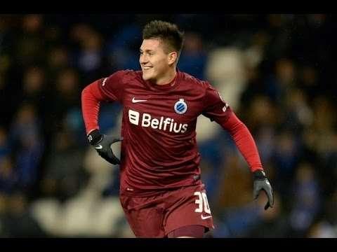Nico Castillo jugará Europa League Foto: Reproducción Internet