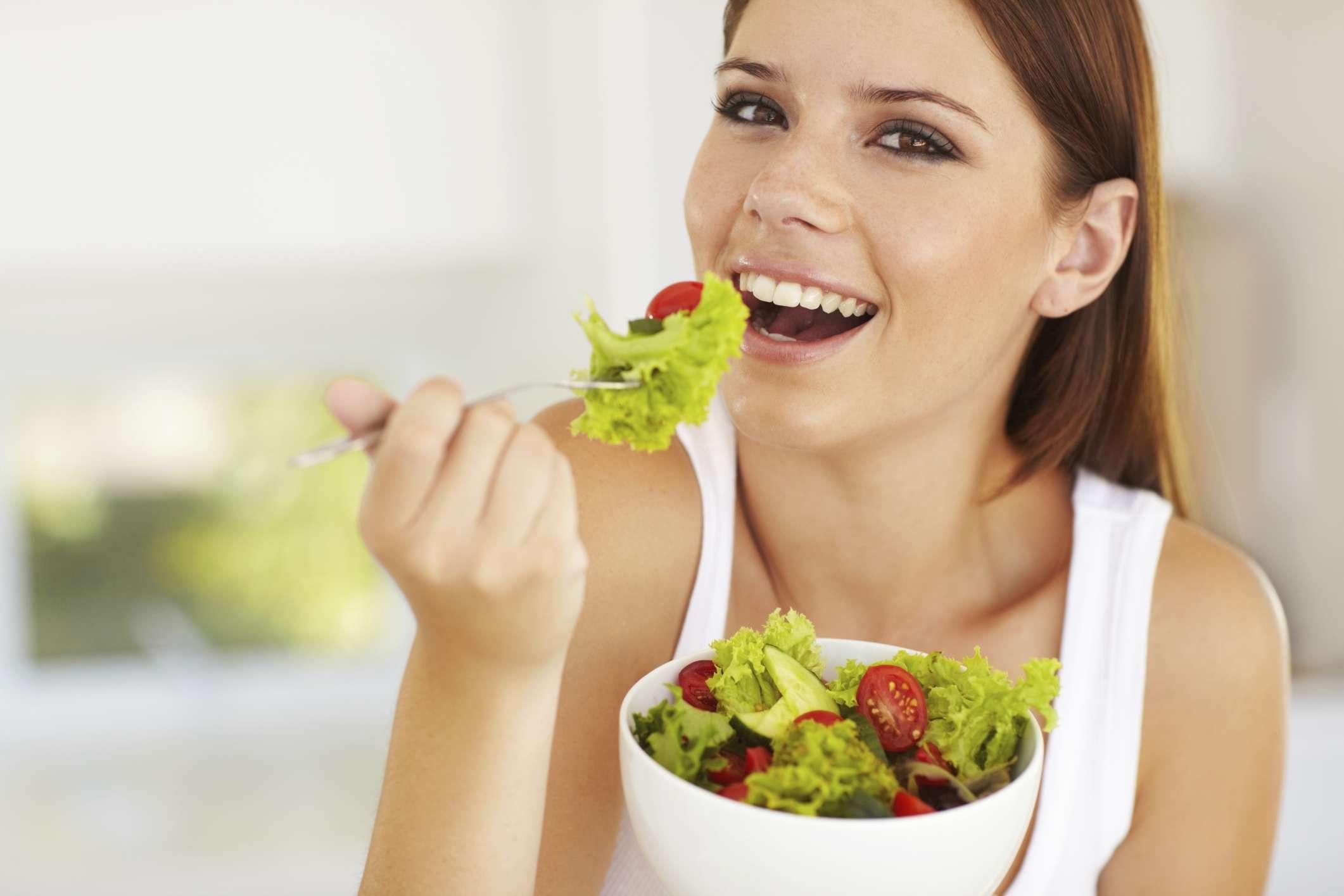 salud bucal comida Foto: ThinkStock