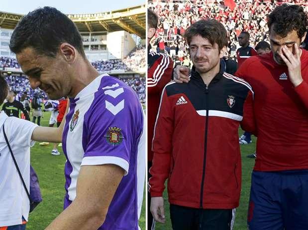 Osasuna y Valladolid acompañarán al Betis a Segunda