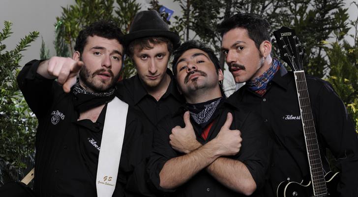 Conocidos son los vínculos entre la banda Silvestre y varios actores de la escena nacional. Hoy se presentarán en el Terra Live Music. Foto: Reproducción