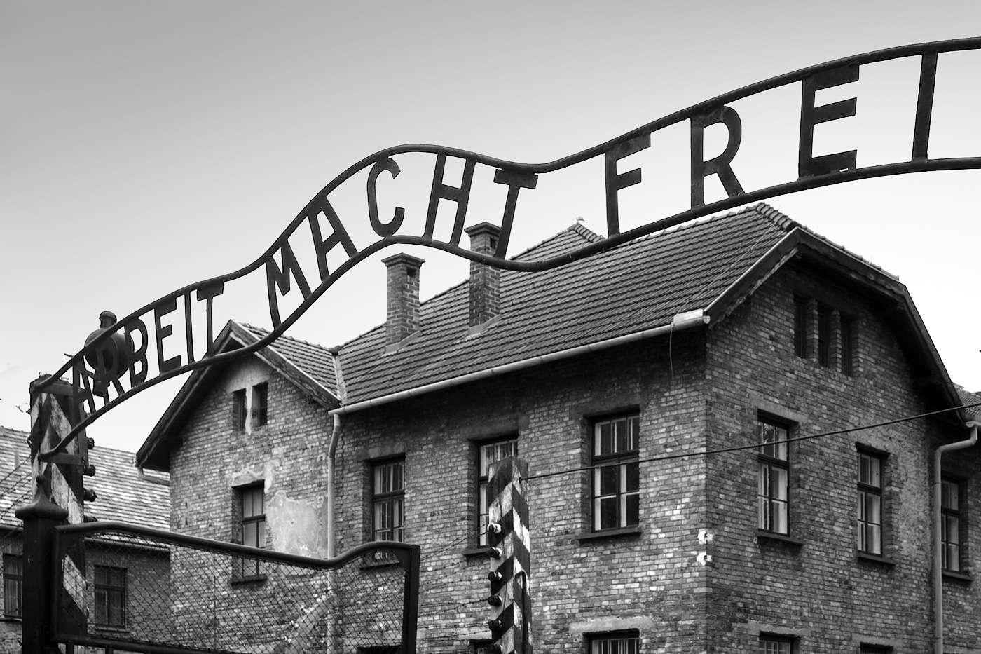 Auschwitz Foto: EFE