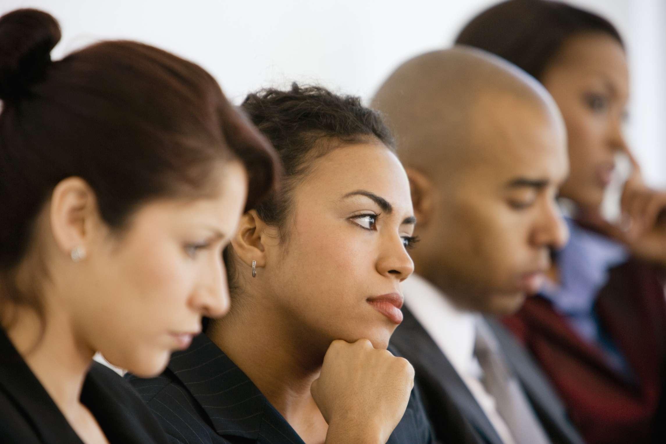 Concursos públicos terão cotas para quem se declarar negro ou mulato Foto: Thinkstock
