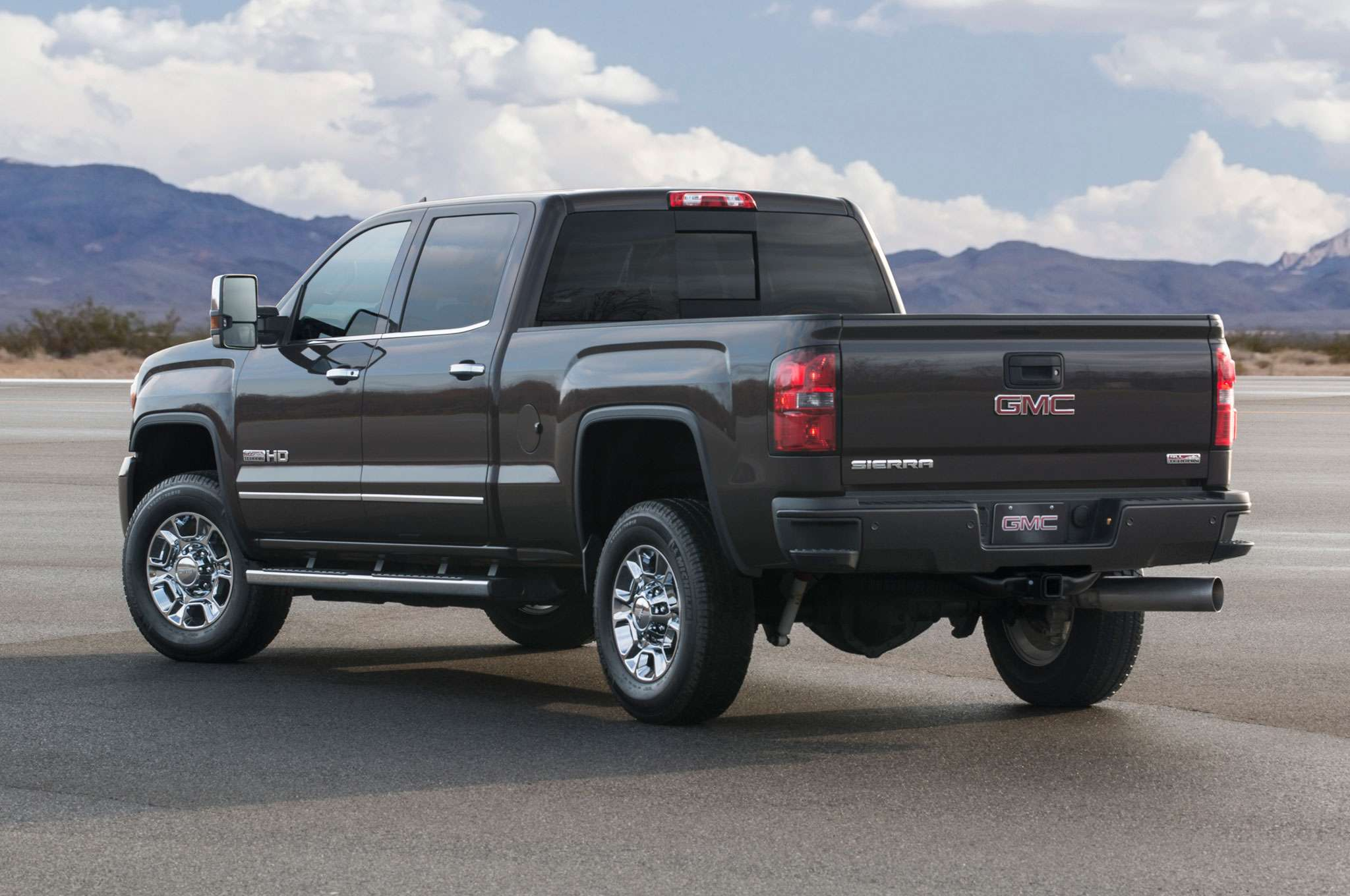 GMC HD 2015 All Terrain Foto: GMC