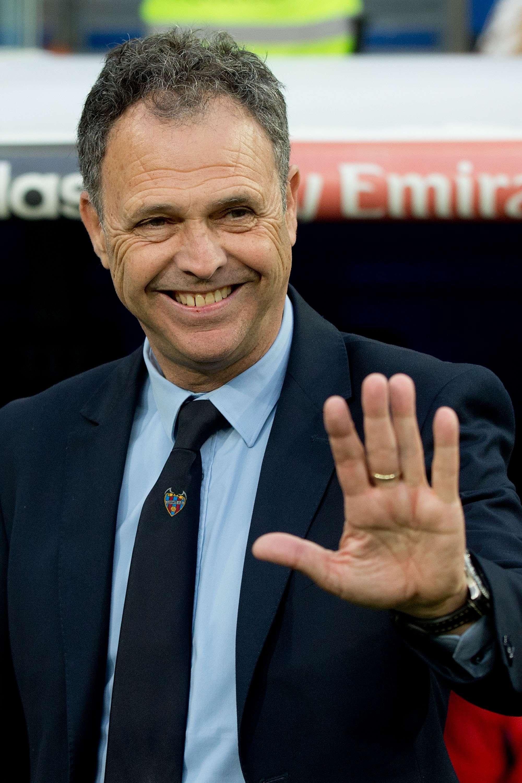 Caparrós, nuevo entrenador del Granada Foto: EFE en español