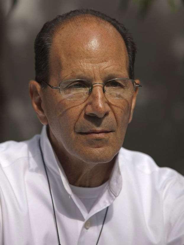 El sacerdote y activista Alejandro Solalinde participó en el Encuentro Nacional de Autodefensas Ciudadanas. Foto: Archivo/AP en español