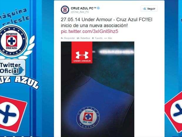 Twitter Cruz Azul
