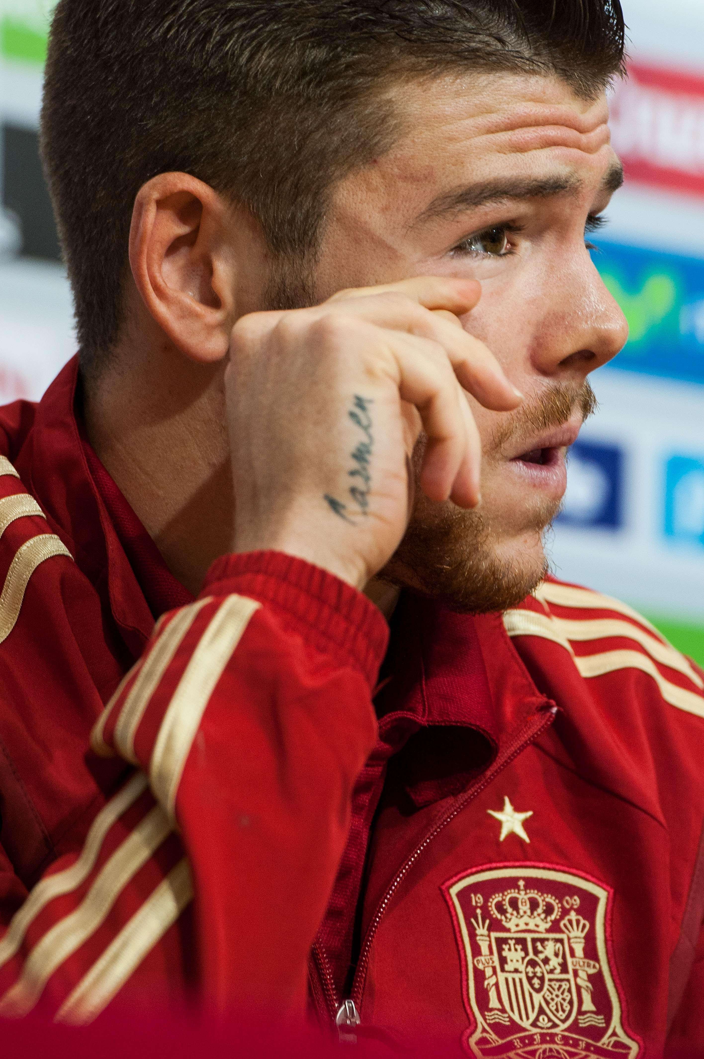 Moreno foi um dos cortados da lista da Espanha para Copa Foto: Getty Images