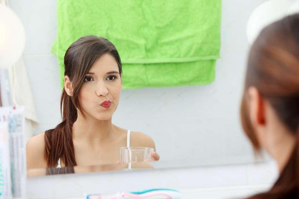 salud bucal mal aliento Foto: ThinkStock