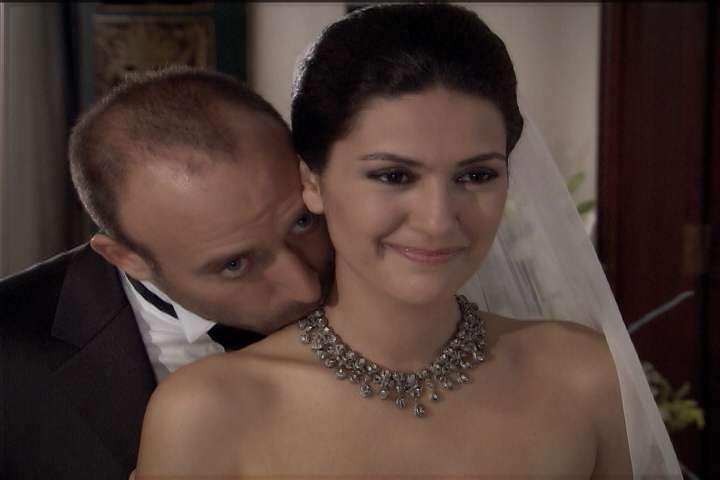 """""""Onur"""" y """"Sherezade"""" no se casaron. Foto: Gentileza Mega."""