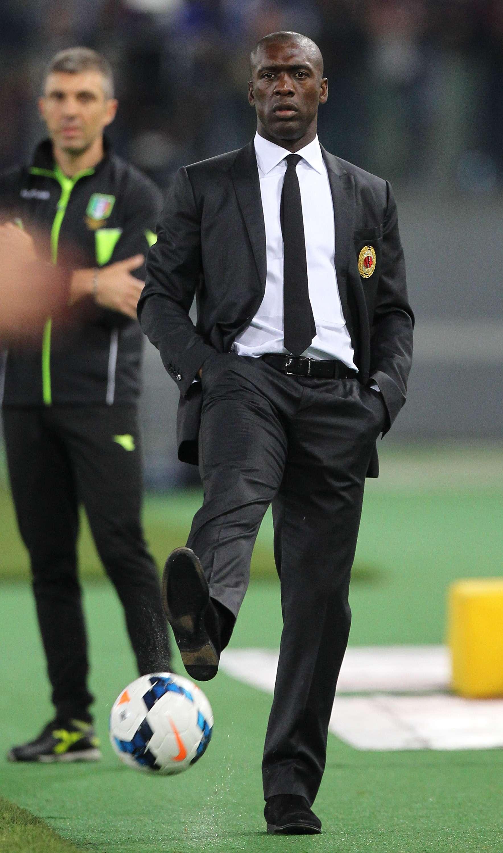 Seedorf já é considerado passado Foto: Getty Images
