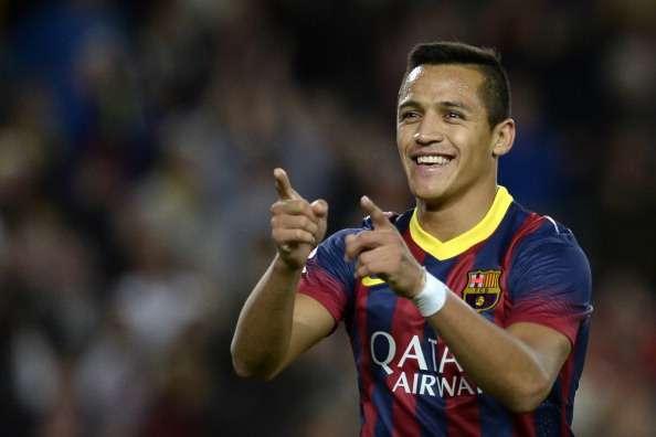 Alexis suena en Manchester United y Juventus. Foto: AFP