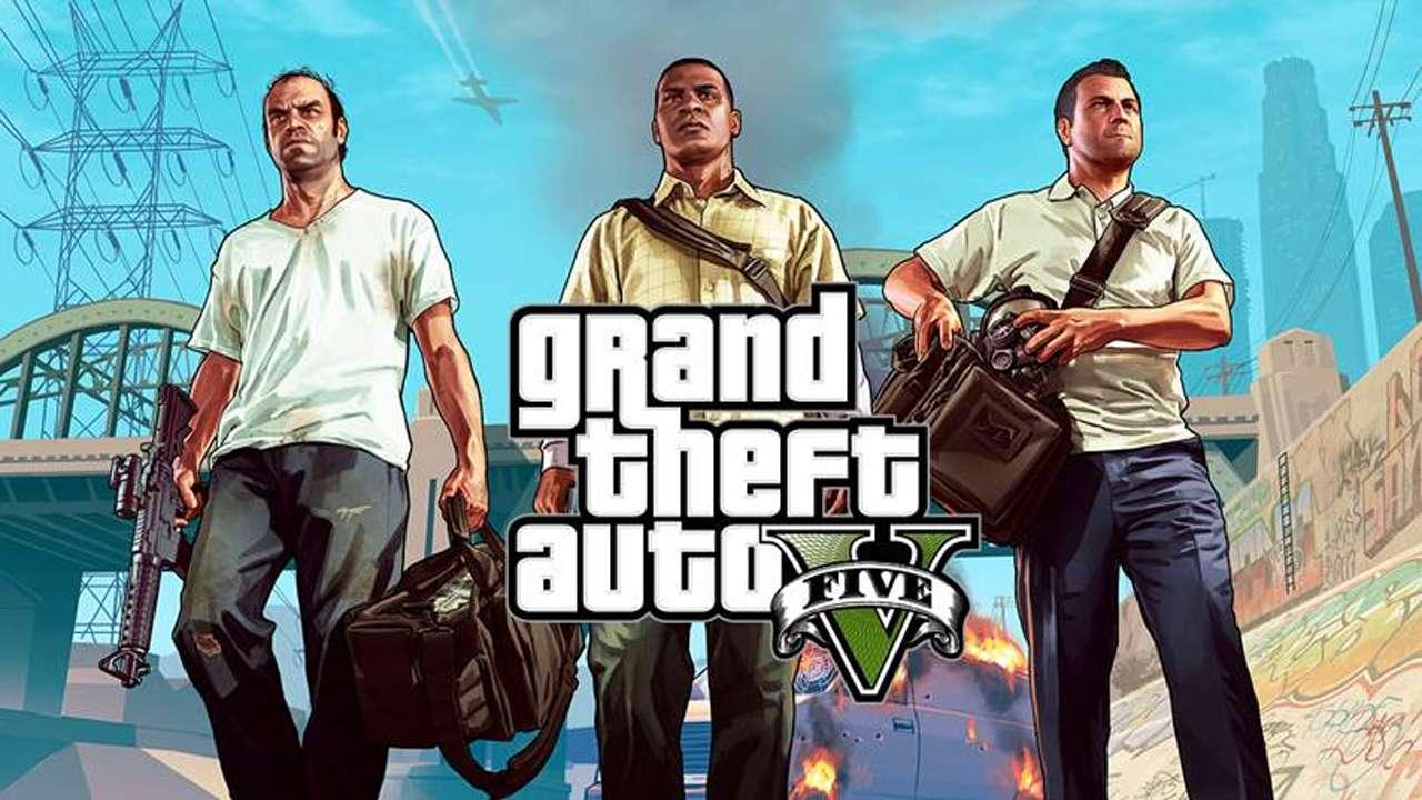Grand Theft Auto V Foto: Divulgação