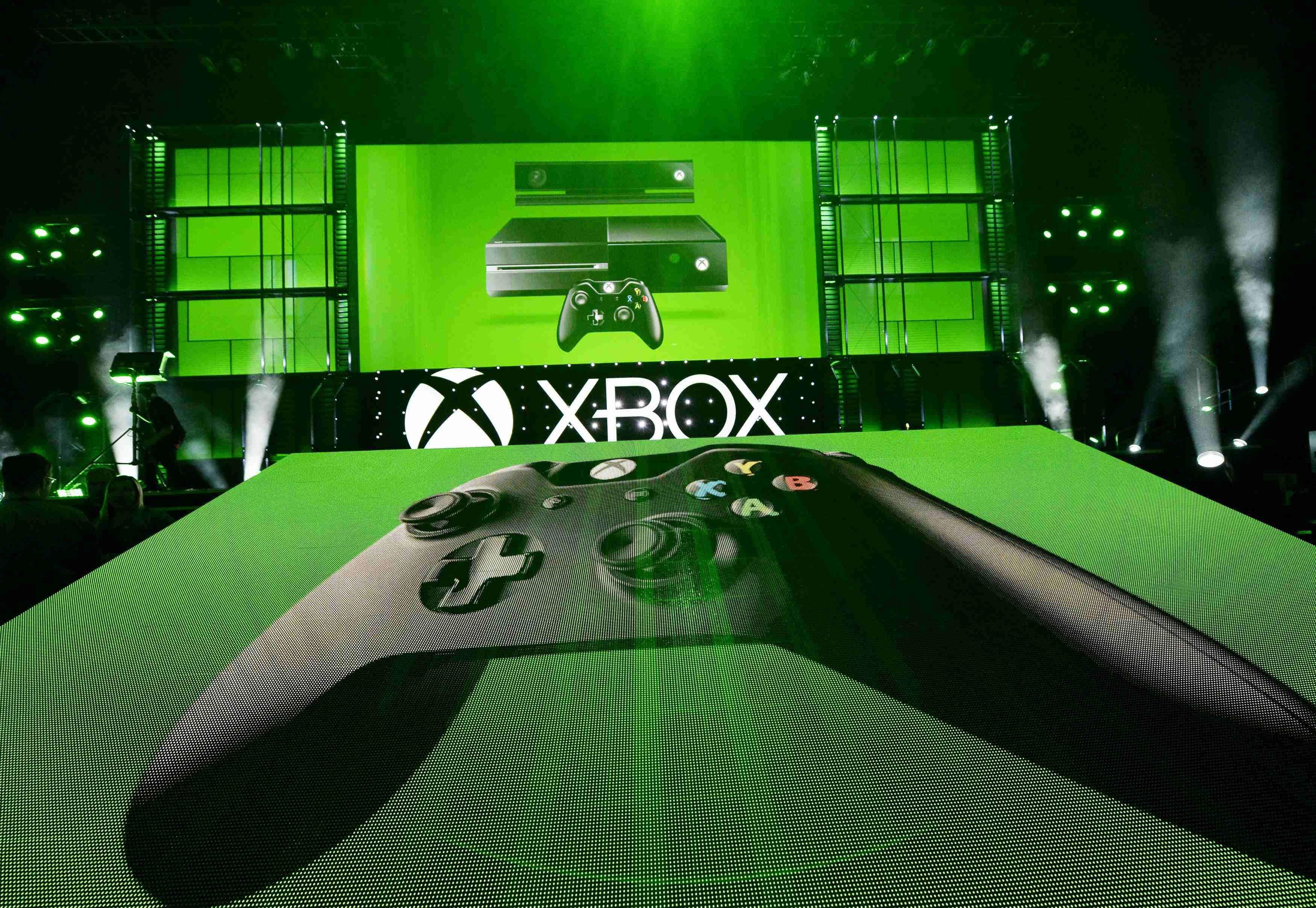 Conferência da Microsoft em Los Angeles aconteceu um dia antes do início da E3 3 foi marcado pelos lançamentos exclusivos para a plataforma Xbox One como Forza Horizon 2 e um novo título da franquia Halo Foto: Reuters