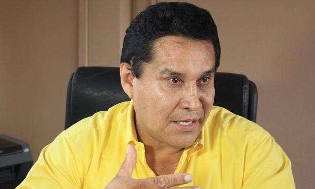 El hijo del alcalde Carlos Burgos fue asesinado el pasado 16 de febrero. Foto: La República