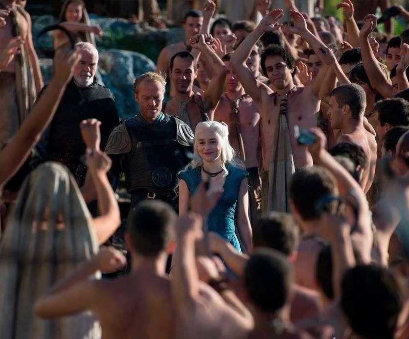 'Game of Thrones' faz sucesso no mundo todo Foto: Facebook/Reprodução